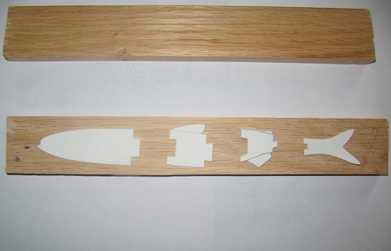 Tutoriel de fabrication dun leurre articulé ~ Fabrication Leurre Bois