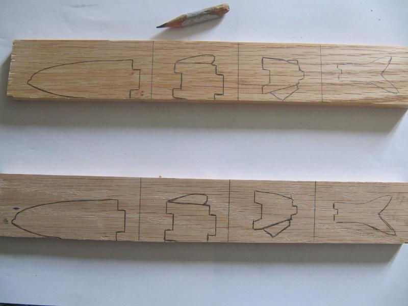 Tutoriel pour fabrication dun leurre articul ~ Fabrication Leurre Bois