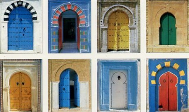 Architecture tunisienne traditionnelle for Architecture traditionnelle