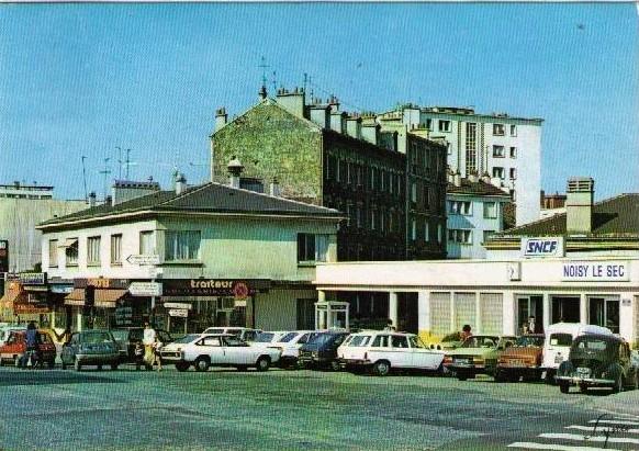 Renault 15 17 sur carte postale page 2 for Garage mini noisy le sec
