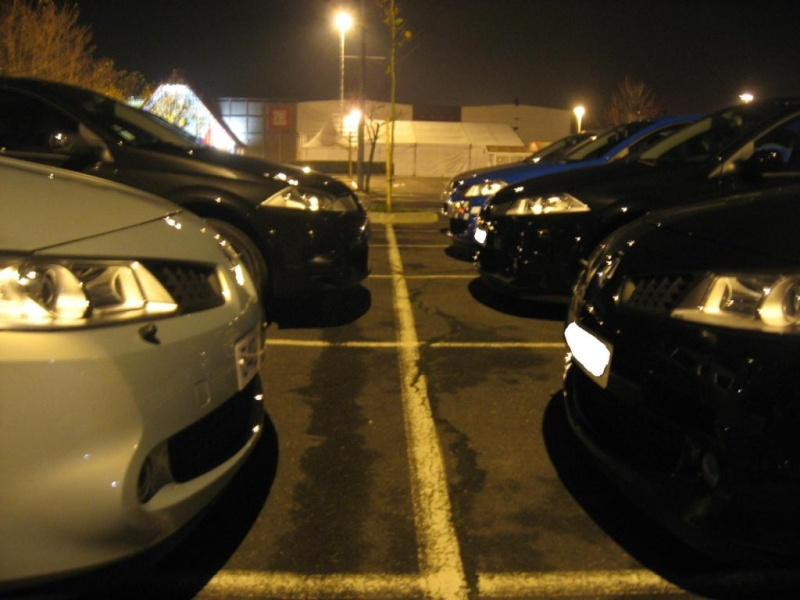Parking rencontre 91