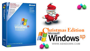 Windows TinyXP Christmas Edition (2008)