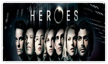 Heroes الموسم 1،2،3