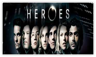 مسلسل Heroes الموسم 1،2،3