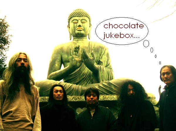 Chocolate Jukebox