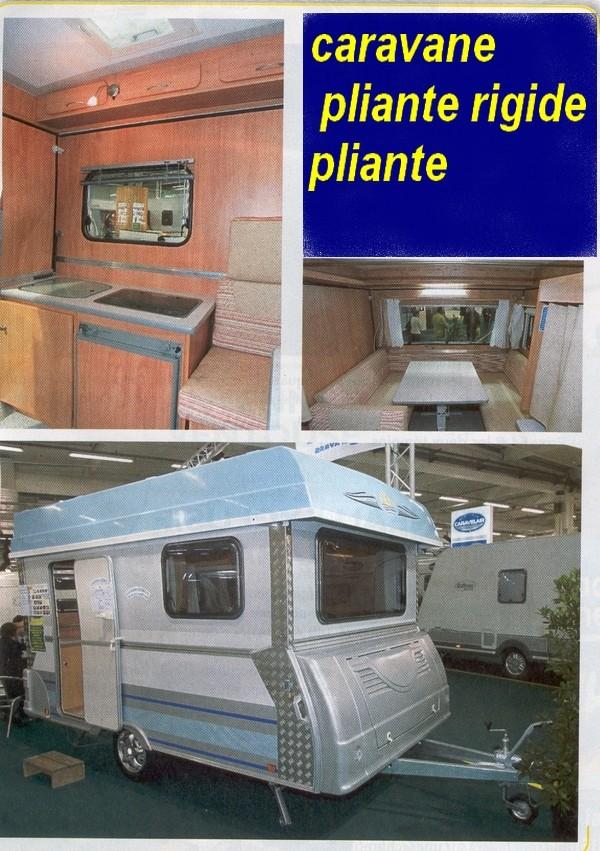 caravane pliante en dur trouvez le meilleur prix sur voir avant d 39 acheter. Black Bedroom Furniture Sets. Home Design Ideas