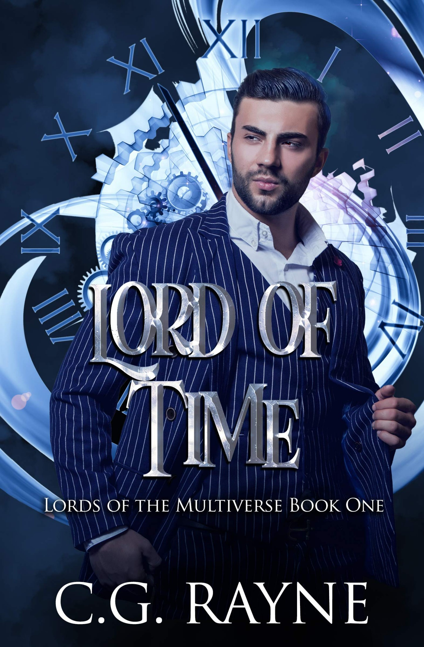 COVER Lord of Time