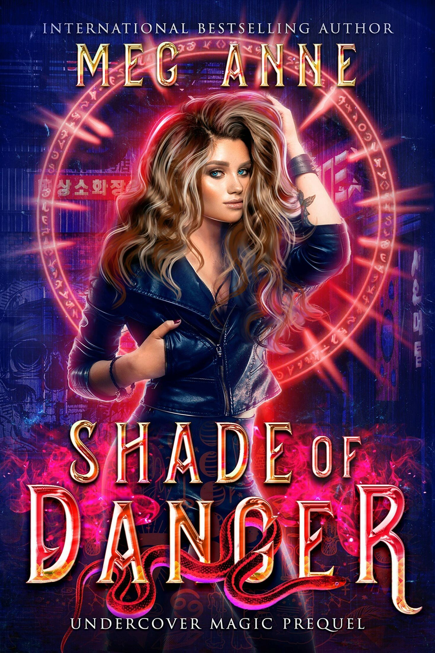 Shade of danger COVER