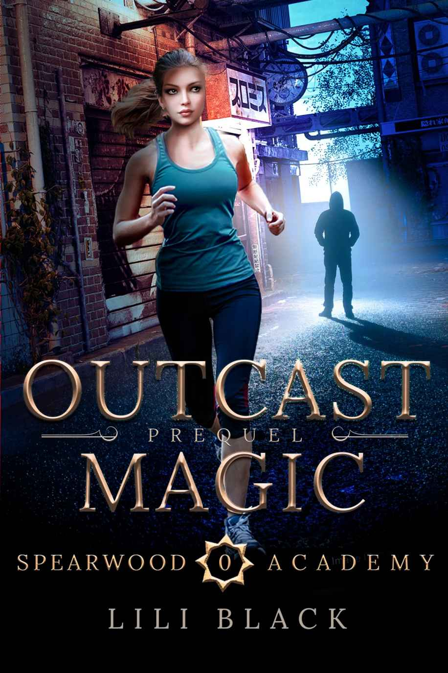 OUTCAST MAGIC1 COVER