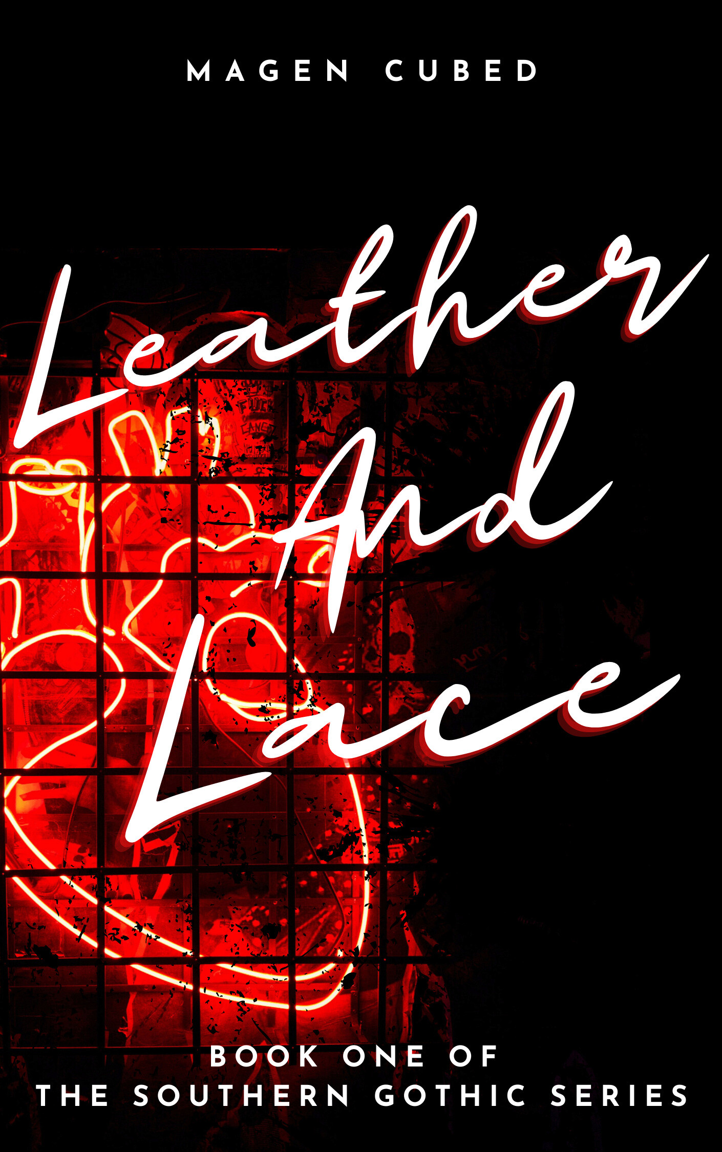 lEATHER AND lACE Cover
