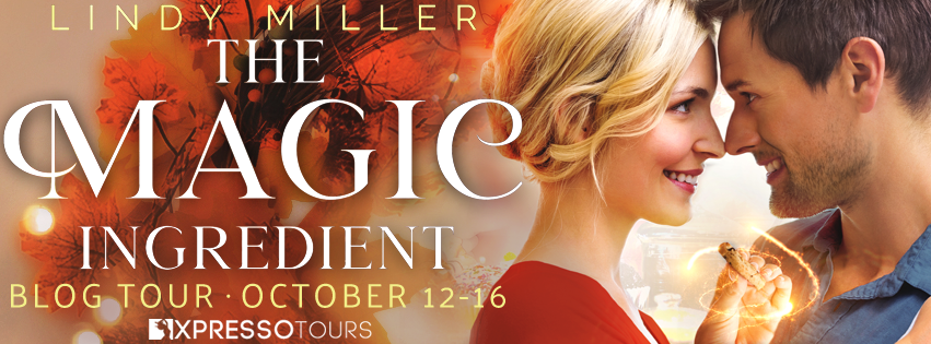 blog tour Magic Ingredient