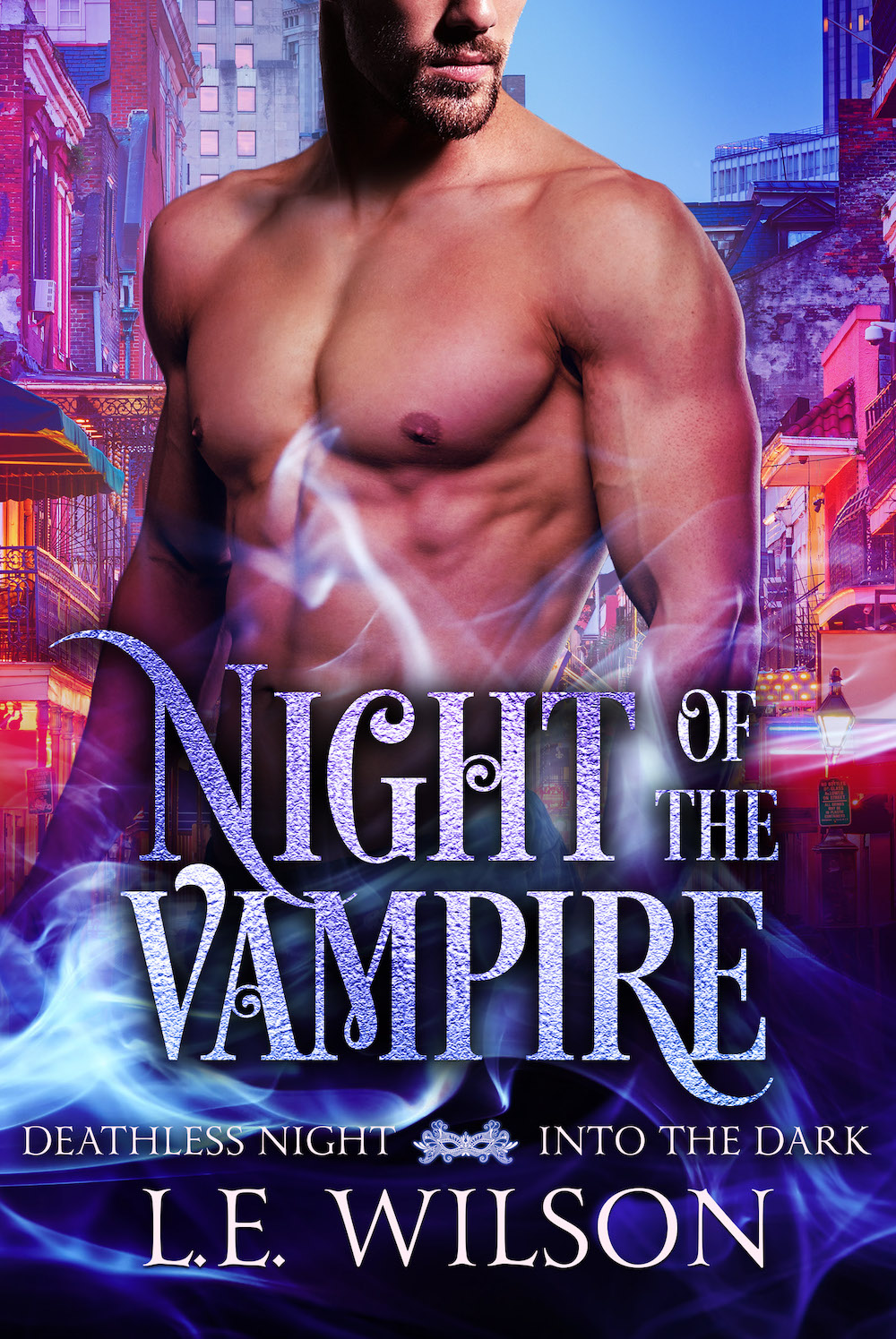 COVER Night of the vampire