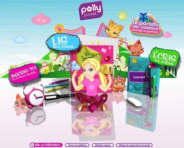 Bons plans entre 18h et 19h polly pocket dlp 23 - Polly pocket jeux gratuit ...