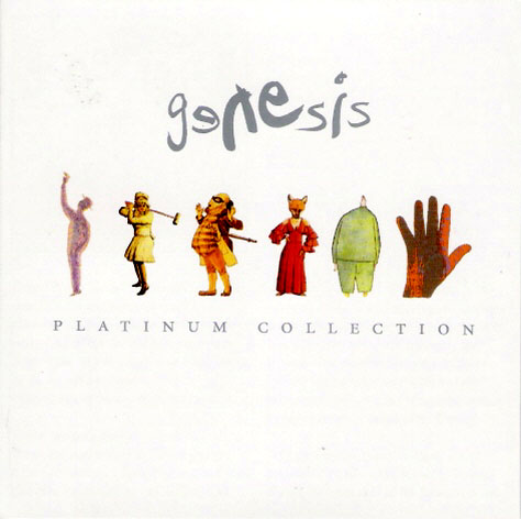 Genesis   Platinum Collection preview 0