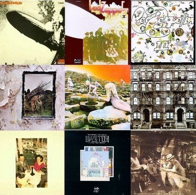 Led Zeppelin   Discography preview 2