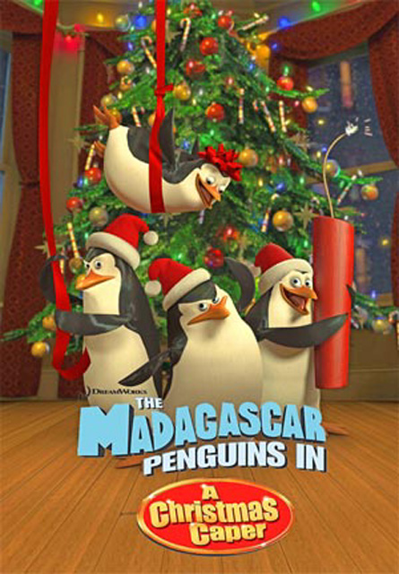 The Madagascar Penguins In A Christmas Caper preview 0