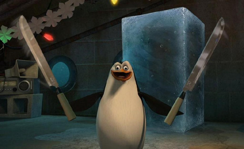 The Madagascar Penguins In A Christmas Caper preview 1