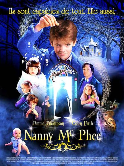 Nanny McPhee preview 0