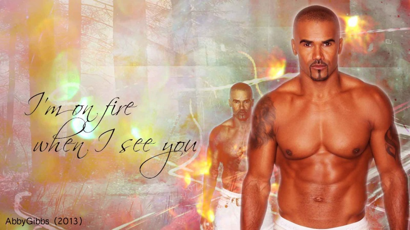 8e159288d Loving Moore: SHEMAR MOORE ~ Featured Photo 7/16