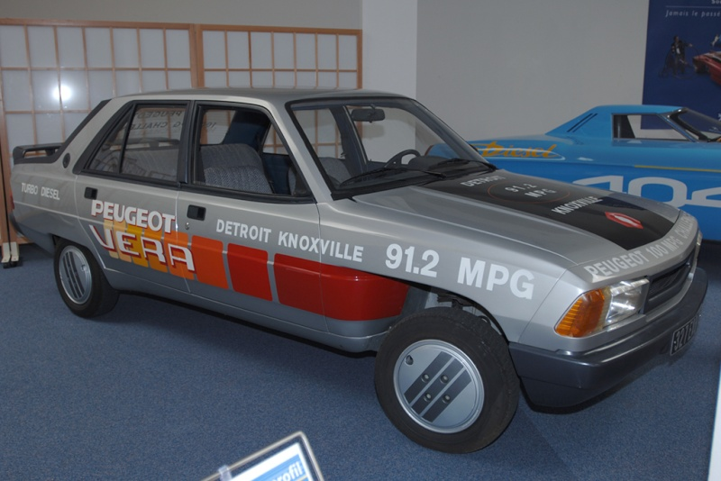 Les Prototypes 1980