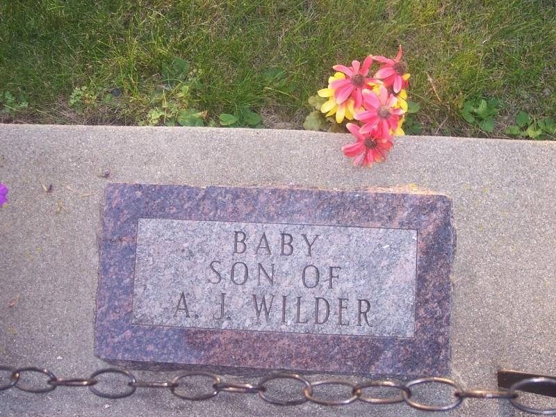 Laura Ingalls Wilder Grave
