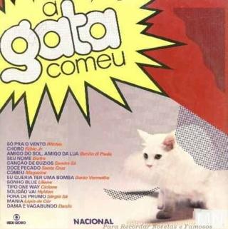 A Gata Comeu - Nacional