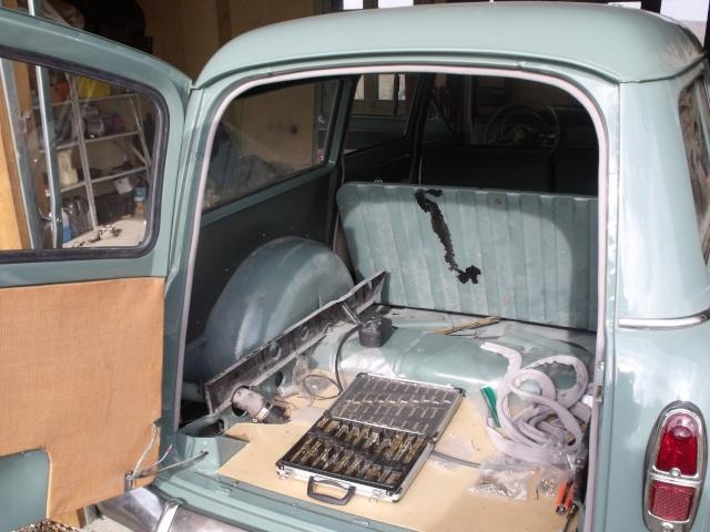 Afficher le sujet la 403 break de dany - Le comptoir de la carrosserie ...