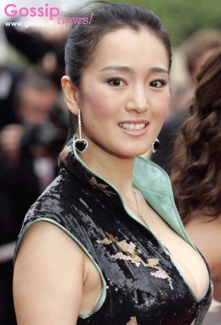 l 39 actrice gong li accus e de tra trise sur la toile chinoise. Black Bedroom Furniture Sets. Home Design Ideas