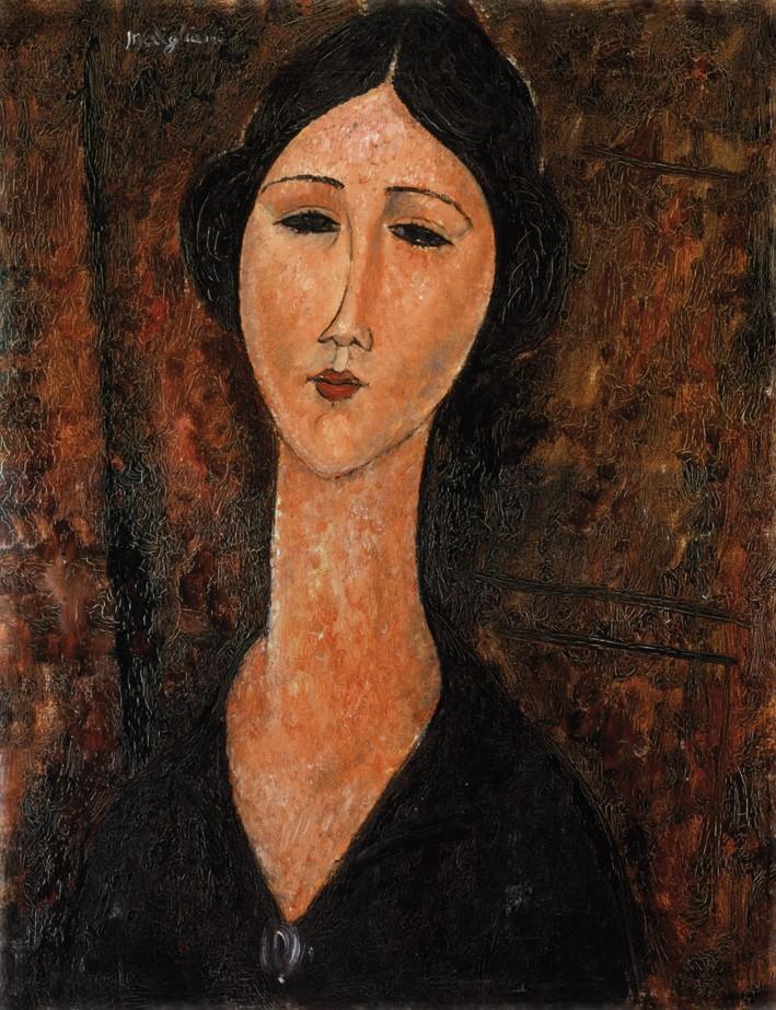 Top Tutte le donne di Virgil Oldman: alcuni ritratti femminili citati  NX06