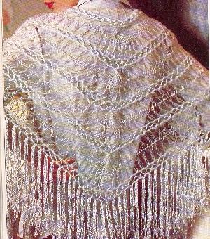 patron tricot a la fourche