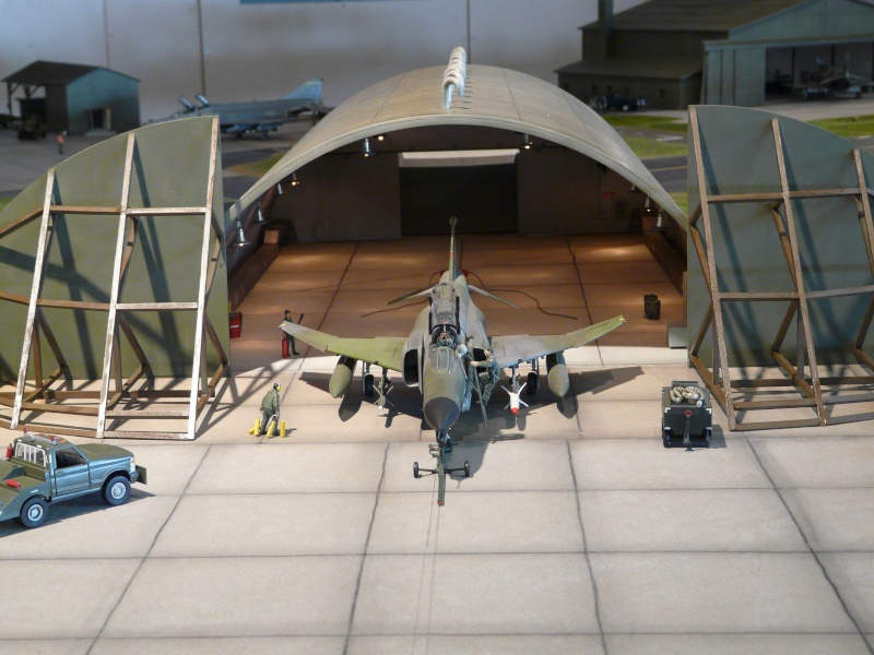 Tab V Aircraft Shelter Dioramas Arc Discussion Forums