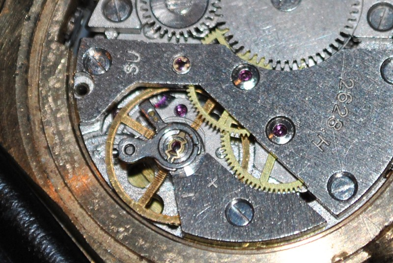 forum horloger forum sur les montres raketa elle tourne vite trop vite. Black Bedroom Furniture Sets. Home Design Ideas