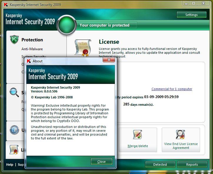 По сути, это kis 2009 800506, за исключением измененного названия и немецкого интерфейса программы