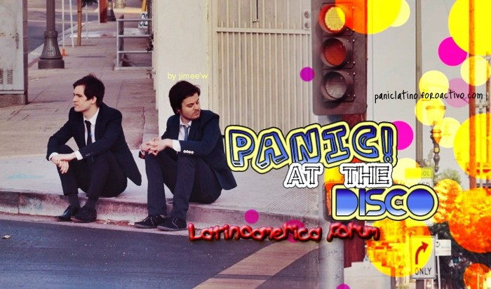 Panic! at the Disco Latinoamerican Fan Group  ~