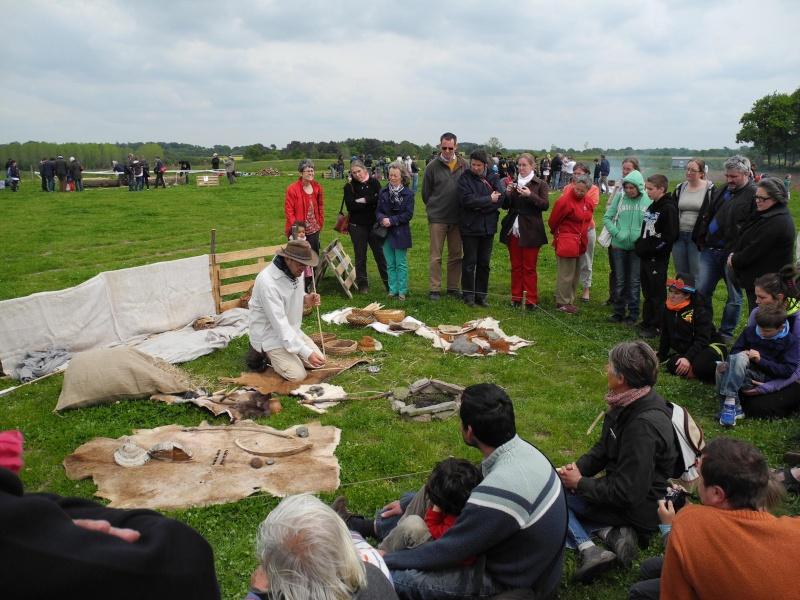 Rencontres prehistoriques de bretagne 2016