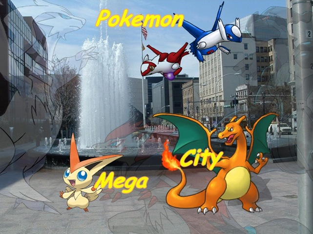 Pokemon Mega City