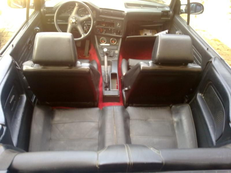 E30 325i cab mtech 1 lenso bsx bmw serie 3 e30 for Interieur e30