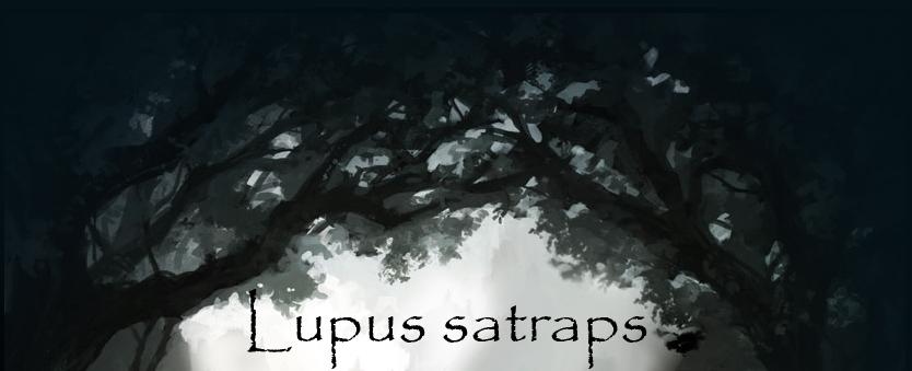 Lupus satraps