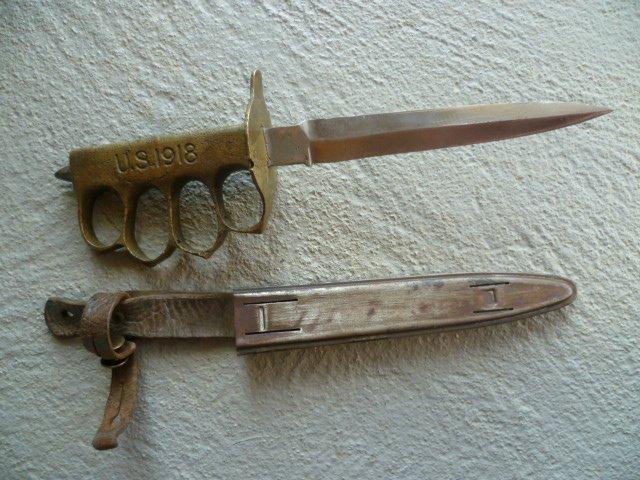 couteau 1918