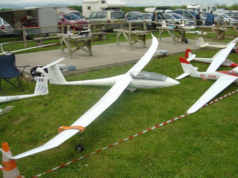 Rencontre aeromodelisme 2013