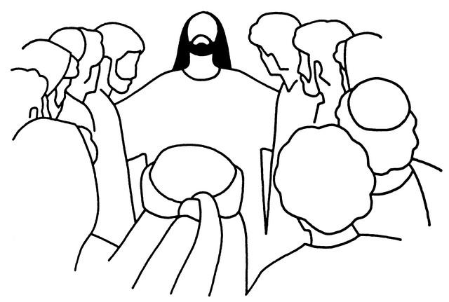 Jesus nous parle page 94 - Laisserons nous a notre table paroles ...