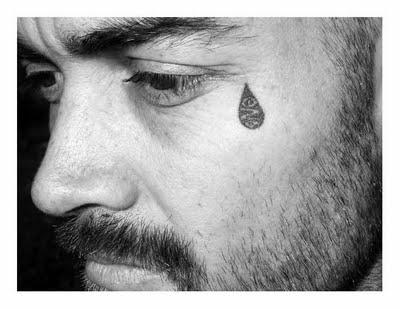 Fgang surenos xiii 8 15 - Tatouage larme sous l oeil ...