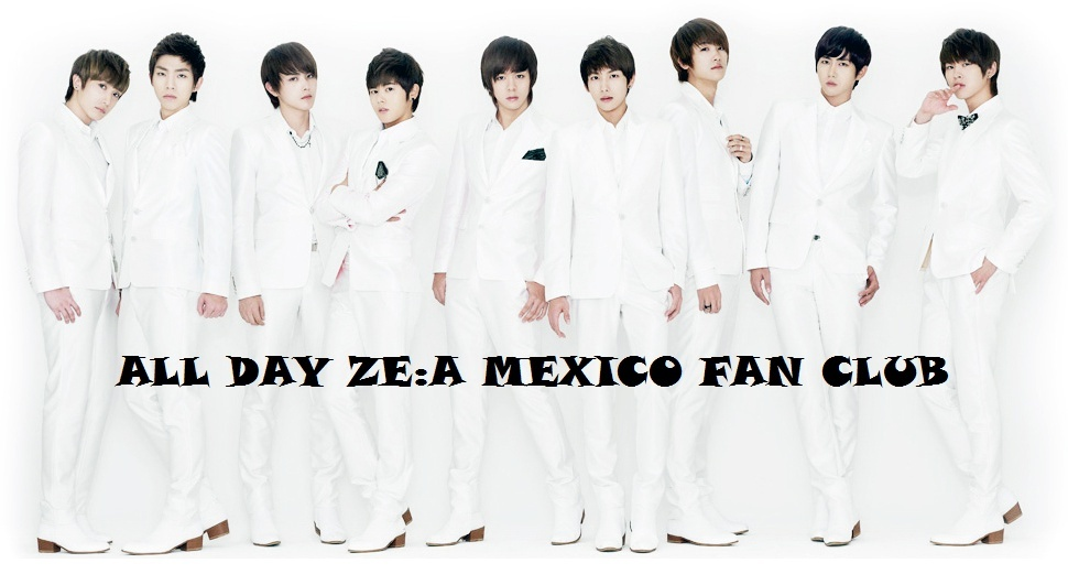 ALL DAY ZE:A MEXICO OFICIAL FANCLUB
