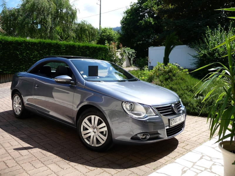 A vendre vw eos 1 4 tsi 122 ch concept line for Garage volkswagen le chesnay 78