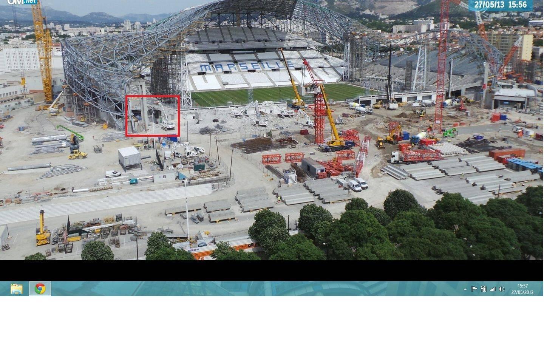 Marseille stade v lodrome ligue 1 page 2100 for Porte 7 stade velodrome