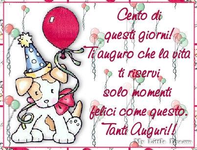 Buon Compleanno Italiano Nancy Hobby Blog