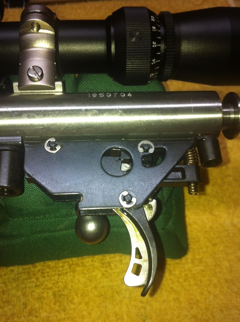 How to do a Trigger Job on a Savage MK II Accu-trigger