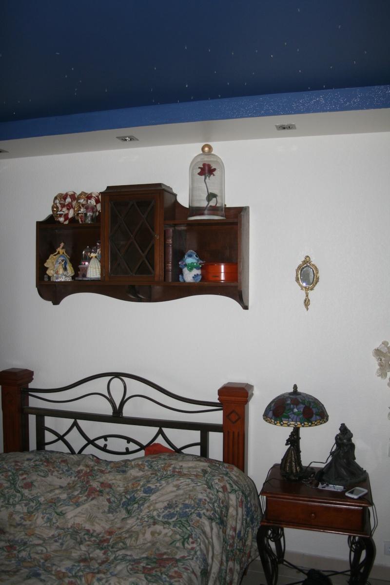 Notre chambre  La Belle et la Bête