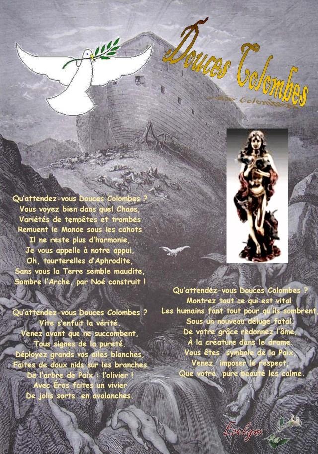 Douces Colombes : Poème classique