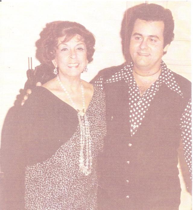 Esther Borja y Nelson Camacho